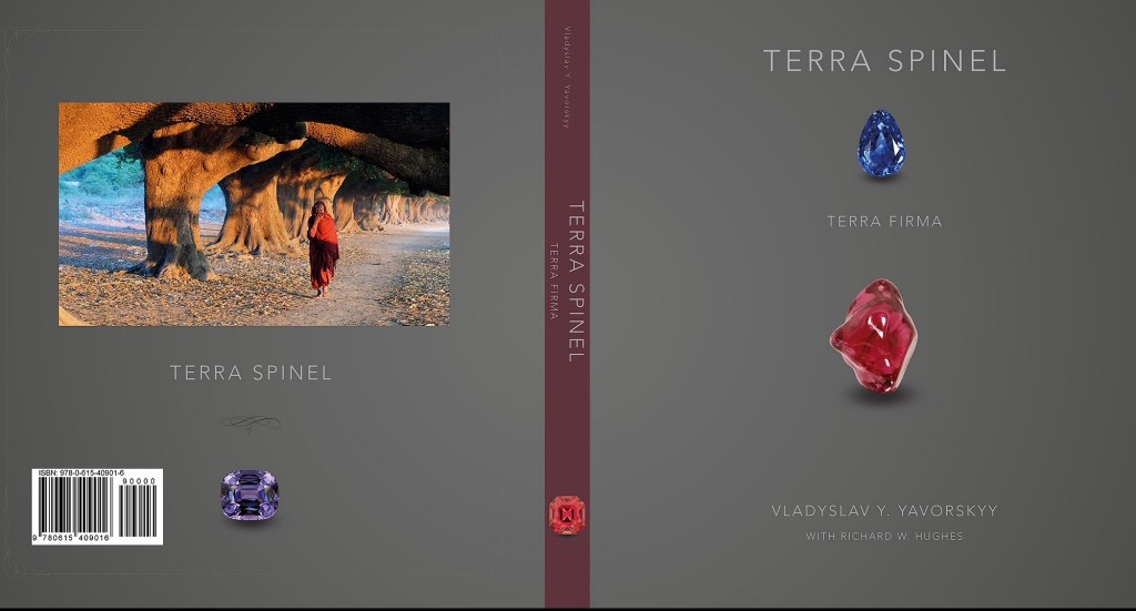 Terra Spinel book